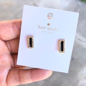 NWT! Kate Spade The Bar Earrings!